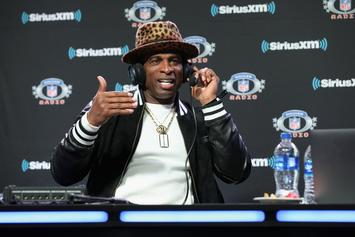 "Deion Sanders Says Sex With 2 To 3 Women At A Time Was ""Rock Bottom"""