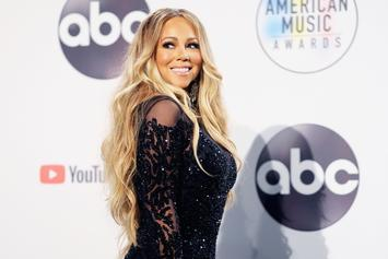 Mariah Carey Celebrates 49th Birthday With Twins & Boyfriend In New York