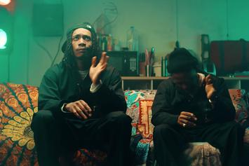 "Wiz Khalifa & Curren$y Hotbox The Garage In ""Getting Loose"""