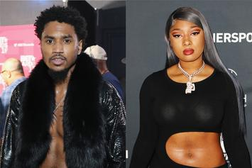 Trey Songz Shoots His Shot At Megan Thee Stallion, She Responds