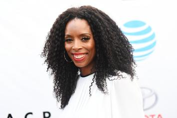 "Tasha Smith Tells Reporter To ""Kiss My Black A*s"" When Asked About Jussie Smollett"