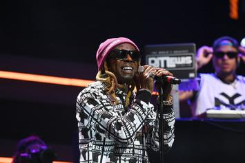 Lil Wayne Reportedly Pays Off $14 Million Tax Debt
