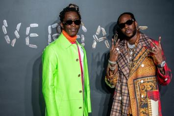 """Young Thug Hands An """"L"""" To 2 Chainz Over Sauce Walka Co-Sign"""