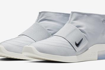 Jerry Lorenzo's Fear Of God X Nike Moccasin: New Images Revealed