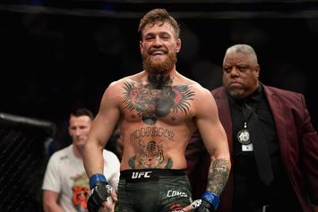 "Conor McGregor Wants To Fight ""Actress"" Mark Wahlberg For His UFC Shares"