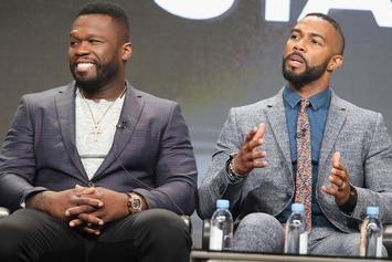 "50 Cent Jokes That Jay-Z Will Kill Omari Hardwick's ""Power"" Character After Beyonce Kiss"