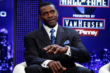 "Michael Irvin Demands Cure For Cancer After Being ""Paralyzed"" By Scare"