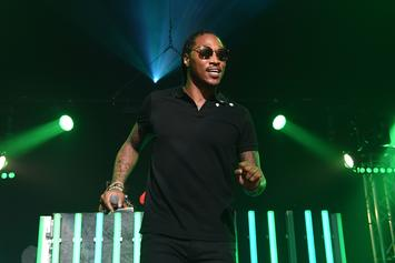 """Future Has A Message For People In His Circle: """"I Don't Want No Fake Love"""""""