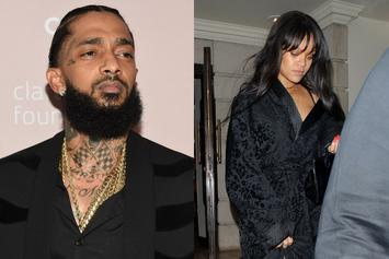 """Rihanna Mourns Nipsey Hussle's Passing: """"Can't Believe Someone Would Rob Us Of You"""""""