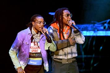"""Takeoff Praises His Uncle Quavo: """"I LOVE YOU 4L & AFTER"""""""