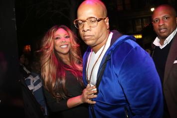 Wendy Williams' Husband Upgraded Her Watch With Diamonds Before Cheating Scandal