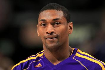 "Ron Artest Documentary To Include ""Malice At The Palace"" Footage: Premiere Date"