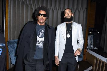 Jay-Z's $15 Million Trust Fund For Nipsey Hussle Debunked, Fans Left In A Tizzy