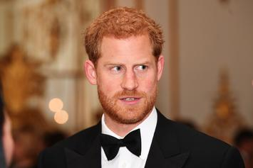 """Prince Harry Suggests Stopping """"Fortnite"""" For The Good Of Humanity"""