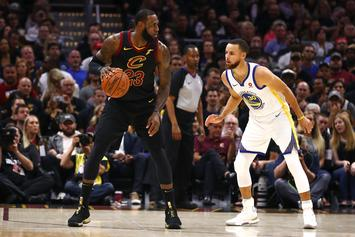 """Steph Curry Confident LeBron James Will """"Regroup"""" And Be Great Again"""