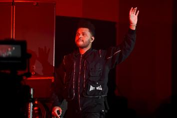 "The Weeknd Reportedly Has A ""Game Of Thrones"" Track With SZA & Travis Scott"