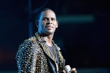 R. Kelly Is Greeted With Endless Love At Club Appearance