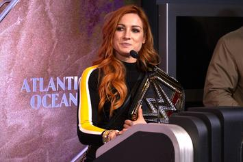 Becky Lynch Dethrones Ronda Rousey At WrestleMania 35