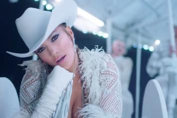 """Jennifer Lopez Is A Carnival's Main Attraction In New """"Medicine"""" Video"""