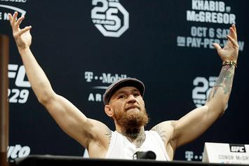 Conor McGregor Reportedly Investigated For Alleged Bar Fight In Dublin