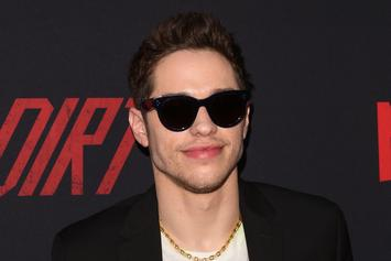 Pete Davidson Is Back On Instagram After Monthly Hiatus