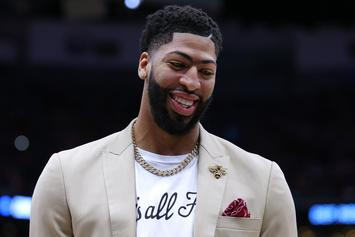 "Anthony Davis Trade Talks Called ""Toxic"" By Alvin Gentry"