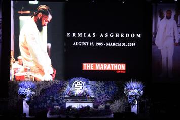 Nipsey Hussle Procession Shooting: 1 Dead, 3 Injured According to Chief Of Police