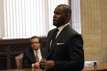 R. Kelly's Left With Negative $13 In Bank Account After Overdrawing: Report