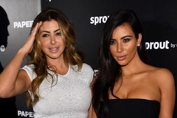 Larsa Pippen Shuts Down Claims She Was Flirting With Kim Kardashian's Ex