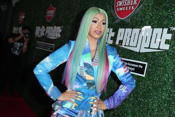 """Cardi B's Upset """"Picky Eater"""" Kulture Doesn't Have The Same Appetite As Her"""