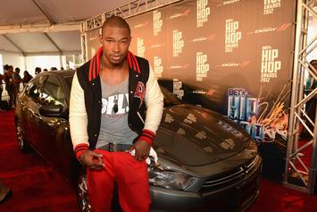 Kevin McCall Arrested On Domestic Violence Charges: Report