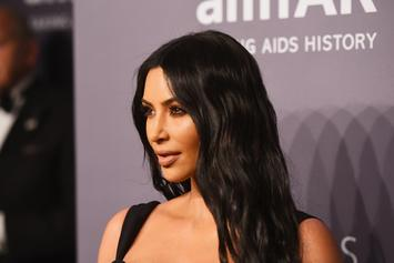 "Kim Kardashian ""Aced"" Her First Mini Bar Test On Route To Being A Lawyer"