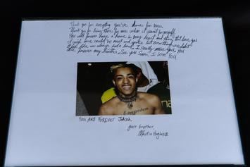 XXXTENTACION's Baby Mama Demands DNA Sample To Prove Paternity: Report
