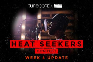 "Submit Your Music For The ""Heat Seekers"" Contest: Week Four Artist Spotlights"
