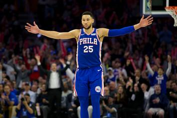 """Ben Simmons Responds To Jared Dudley: """"It's Coming From Jared Dudley"""""""