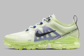 """Nike VaporMax 2019 """"Barely Volt"""" Coming Soon: Official Images"""