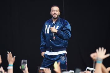 "French Montana Conferred With Kim Kardashian On ""Getting Max B Home From Jail"""