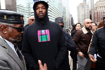"""Meek Mill Deletes Instagram After Posting Cryptic Tweet: """"All Real Life!"""""""