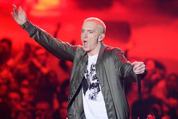 "Eminem's Definition Of ""Stan"" Officially Added To Merriam-Webster Dictionary"