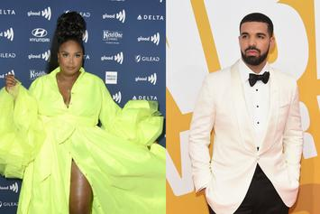 Lizzo Admits That She Slid Into Drake's DMs While Drunk