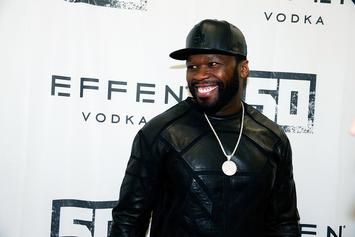 """50 Cent Shares Savage Late-Night Text Messages: """"Too Early For This Bullsh*t"""""""