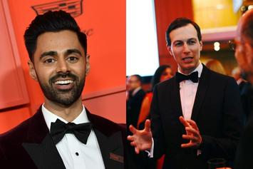 "Hasan Minhaj Calls Out ""Saudi-Loyalist"" Jared Kushner At The TIME 100 Gala"