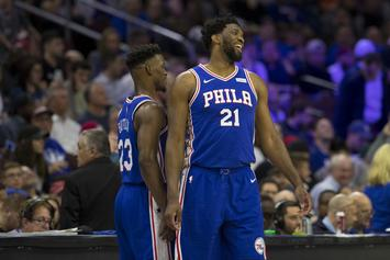 "Joel Embiid Is Confident That The 76ers ""Can Win It All"""