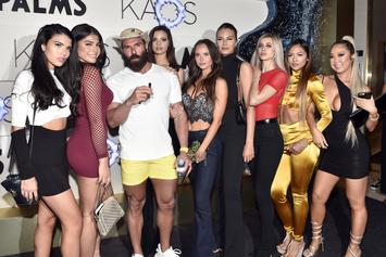 Dan Bilzerian Blasted By PETA For Feeding Captive Bear At 4/20 Party