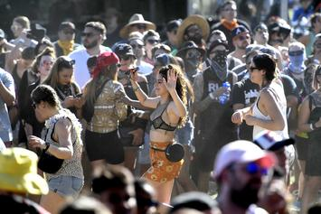 Coachella 2019: A Huge Spike In Herpes Reported On Festival Grounds