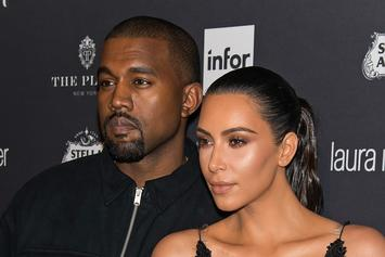Kanye West & Kim Kardashian Have Finally Finished Renovations On Hidden Hills Mansion