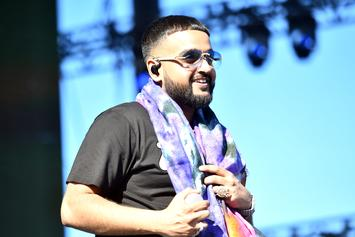 Nav Finally Responds To Meme About Eating Pretzels To Impress Drake & The Weeknd