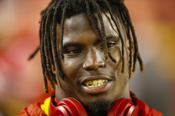 "Tyreek Hill Allegedly Threatened Fiancee: ""You Need To Be Terrified Of Me, Too"""
