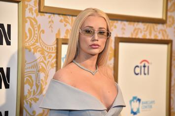 "Iggy Azalea Posts Photos With Her ""Sugar Daddy"" To Hype Up New Single"