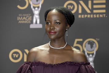 "Lupita Nyong'o Compares ""Game Of Thrones"" White Walkers To ""Us"" Tethered"